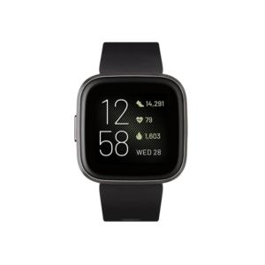 1. Fitbit Versa 2 FB507BKBK fitbit