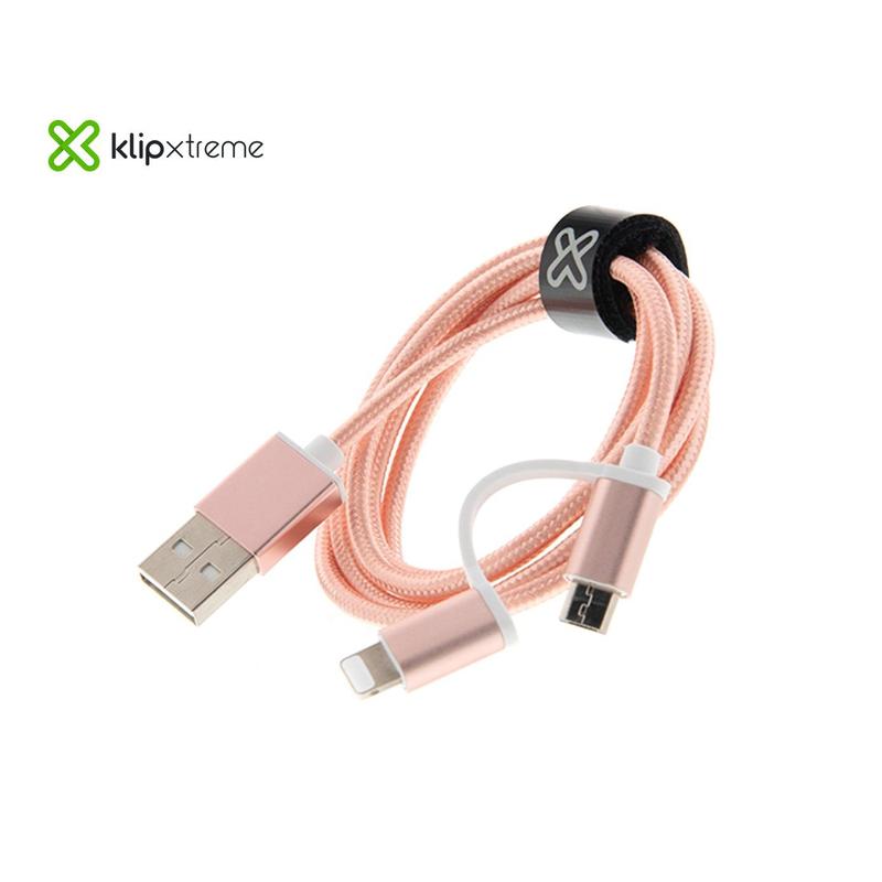 3. Cable 2 En KAC-210RG klip xtreme