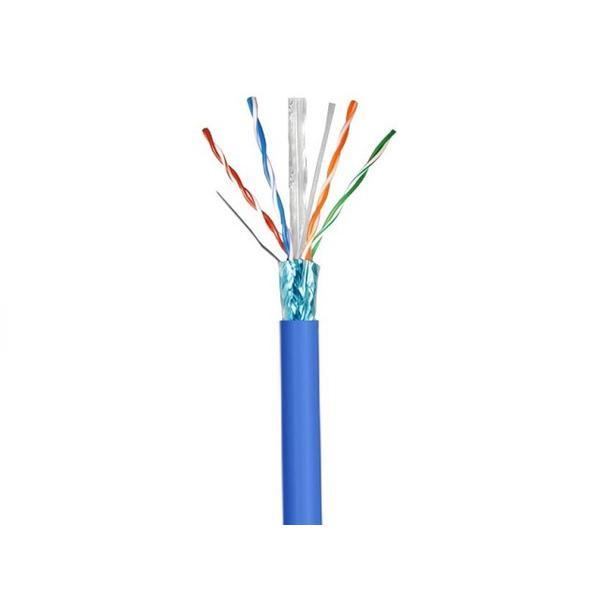 Panduit Bobina De Cable Cat6A Utp 4 Pares, 305 Metros, Azul PFL6X04BU-CEG