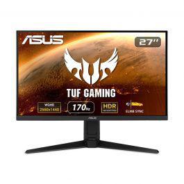 """Asus Monitor Tuf Gaming Led 27"""" 2560 X 1440 Wqhd VG27AQ"""