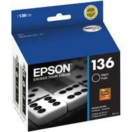 Epson Cartridges De Tínta Negro T136126-AL