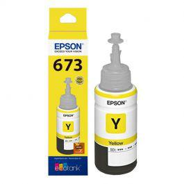 Epson T673 Recarga De Tinta Amarillo T673420-AL
