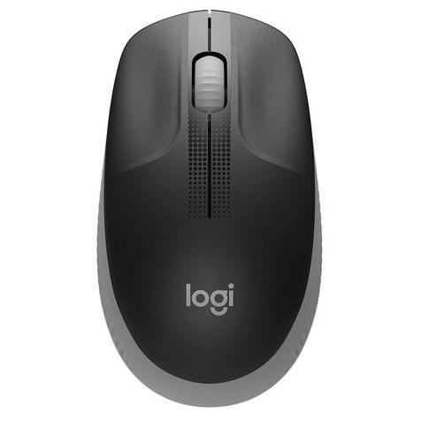 Logitech Mouse Inalámbrico M190, Óptico, 1000Dpi 910-005902