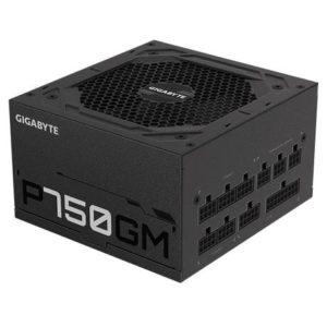 Gigabyte Fuente De Poder P750Gm 80 Plus Gold 750W Pfc Activa GP-P750GM