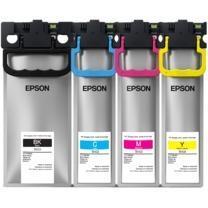 Epson Tinta T01C Std Cap Cyan Wf-C579 T01C220