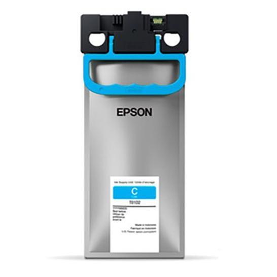 Epson Tinta Cian Durabrite Ultra T01D T01D220