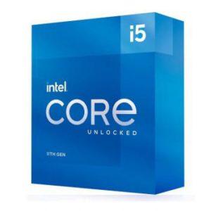 Intel Core I5 I5-11600K 3.9 Ghz 6-Core Lga1200 Socket BX8070811600K