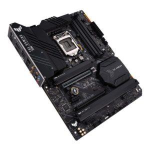 Asus Placa Madre Tuf Gaming Z590-Plus Wifi, Socket Lga120 TUFGAMINGZ590-PLUSWIFI