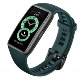 Huawei Band 6 Smart Watch Band Forest Green 55026648