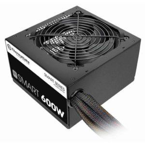 Thermaltake Fuente De Poder Thelmaltake Smart 600W 80 Plus PS-SPD-0600NPCWUS-W