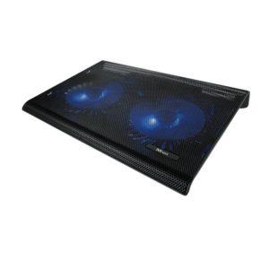 Trust Base Ventilador Para Notebook 2 Ventiladores 20104