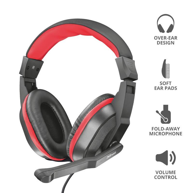 Trust Ziva Gaming Headset 21953