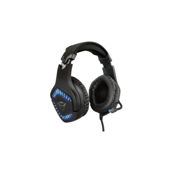 Trust Audifono Gamer Con Iluminación Gxt 460 23380