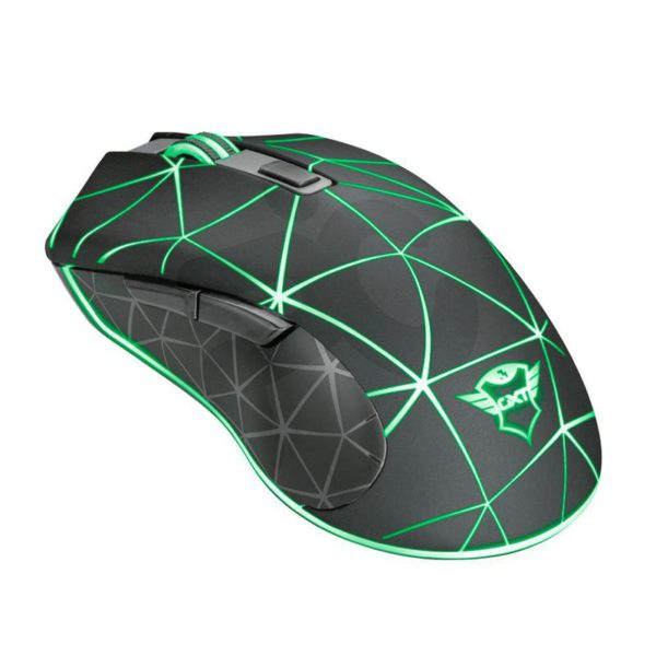 Trust Mouse Gxt 133 Locx Gaming 22988