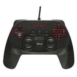 Trust Gamepad Pc Gxt 540 Wired, Para Pc Y Ps3, 13 Botones, 2 20712