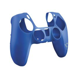 Trust Funda De Silicona Para Controlador Azul 24171