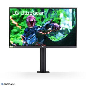 "Monitor Gamer 27"" LG UltraGear 2K 144Hz 1ms GtG Nano IPS 27GN880-B.AWH"