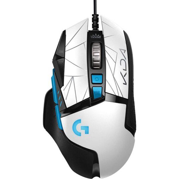 Logitech Mouse Gaming G502 Lol 910-006096