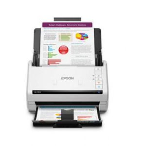 Epson Ds-770 Ii Document Scanner Usb Color Duplex B11B262201