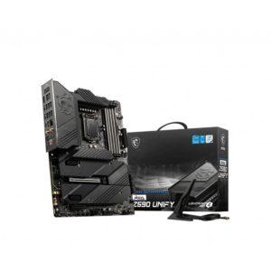 Msi Meg Z590 Unify Placa Base Atx Socket Lga1200 Z59 MEGZ590UNIFY