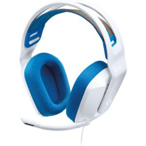 Logitech G335 White Headphones With Micrófono Para Co 981-001017