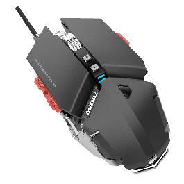 Genericos Mouse Gamer Gamemax Gx-9, 10 Botones, 4000Dpi GAMEMAX-GX9