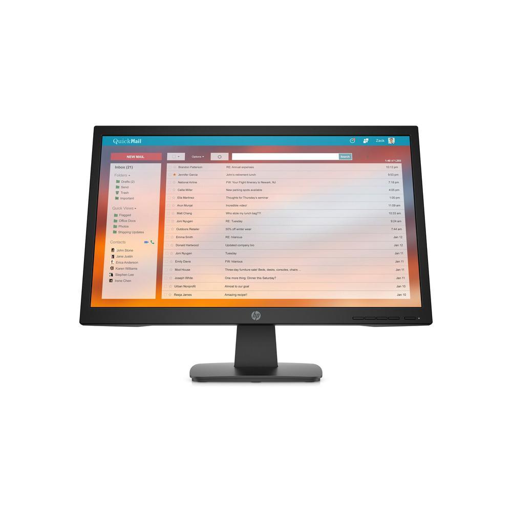 Hp Monitor P22V G4, 21.5'', Fhd (1920X1080), 5Ms, Panel Tn 9TT53AA