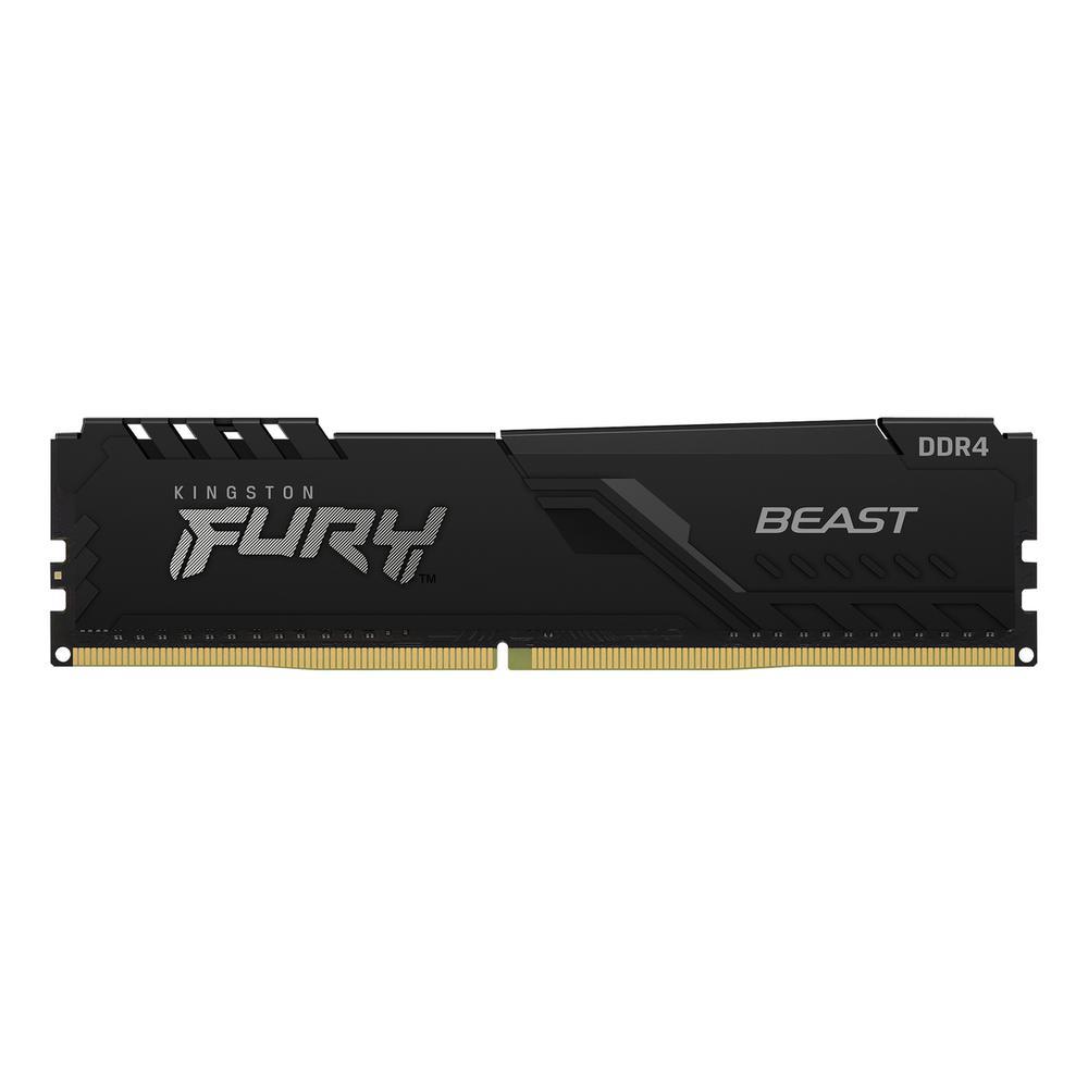 Kingston Mem Fury Beast 16Gb 3200Mhz Ddr4 Cl16 Desktop KF432C16BB1/16