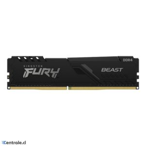 Memoria RAM 16GB 3000Mhz Kingston Fury Beast DDR4 CL15 KF430C15BB1/16