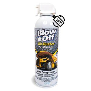 Aire Comprimido Blow Off Air Duster Invertible No-Inflamable MAX-AIR-134P