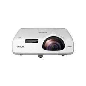 Epson Powerlite 530 Proyector 3Lcd Distancias Cortas Lan V11H673020