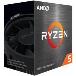 Amd Procesador Ryzen 5 5600X (Am4, 6 Cores, 12 Hilos 100-100000065BOX