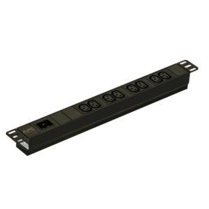 Apc Easy Pdu, Basic, 1U, 16A, 230V, (8)C13 EPDU1016B