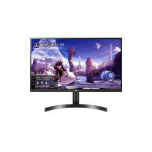 """Lg Monitor 27Qn600-B 27"""", Ips Qhd (2560X1440),Hdr 10, Srgb 27QN600-B.AWH"""