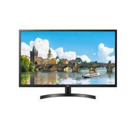 Lg Monitor 32Mn500M-B, 31.5'', Full Hd, Panel Ips Con Amd 32MN500M-B.AWH