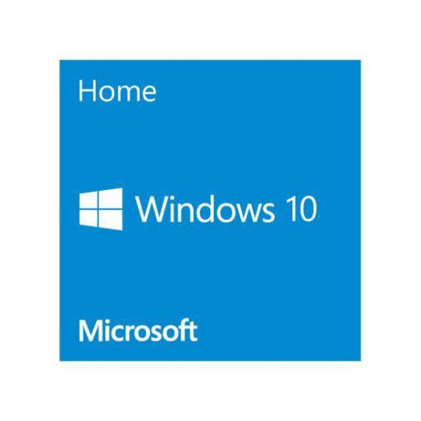 Microsoft Windows 10 Home Licencia 1 Licencia Oem Dvd 64-Bit KW9-00142