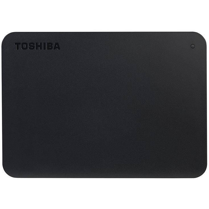 Toshiba Disco Duro Portátil Canvio Basics De 1Tb Usb 3.0 HDTB410XK3AA
