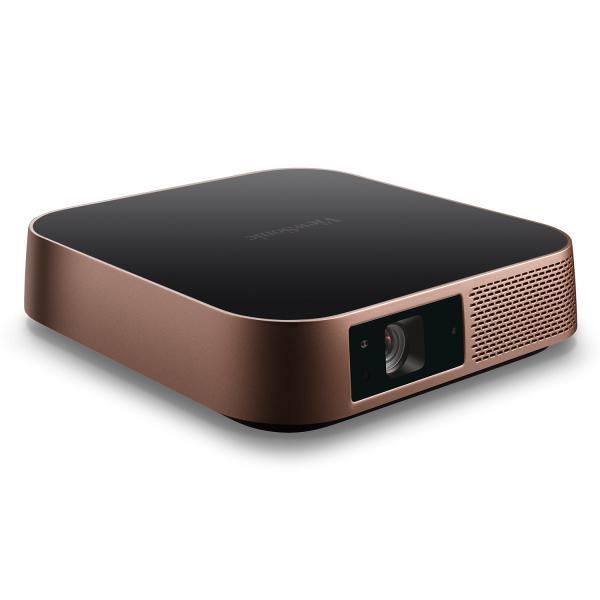 Viewsonic Proyector Led Ultradelgado Inalámbrico Portátil De M2