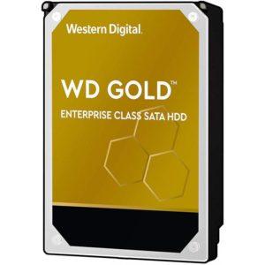 """Western Digital Disco Duro Interno Gold, 4 Tb, 3.5"""", Sata WD4003FRYZ"""