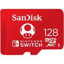 Sandisk Western Digital Micro Sd 128 Gb Flash Memory Card SDSQXAO-128G-GNCZN
