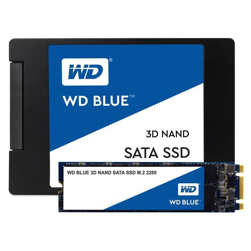 "Disco SSD 1TB Westen Digital Blue NAND SATA 2.5"" WDS100T2B0A"