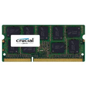 Crucial Memoria Ram Ddr3L 8Gb 1600Mhz Sodimm 1.35V, Para CT8G3S160BM