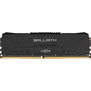Memoria RAM 8GB 3200MHz DDR4 Crucial Ballistix Black CL16 BL8G32C16U4B