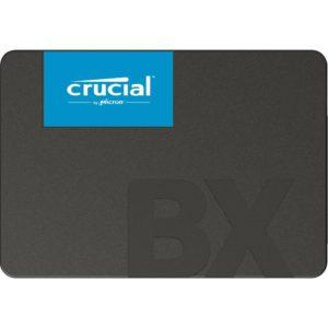 Crucial Disco Ssd 480Gb Bx500 3D Sata 2.5 Lectura 540 Mb/S CT480BX500SSD1