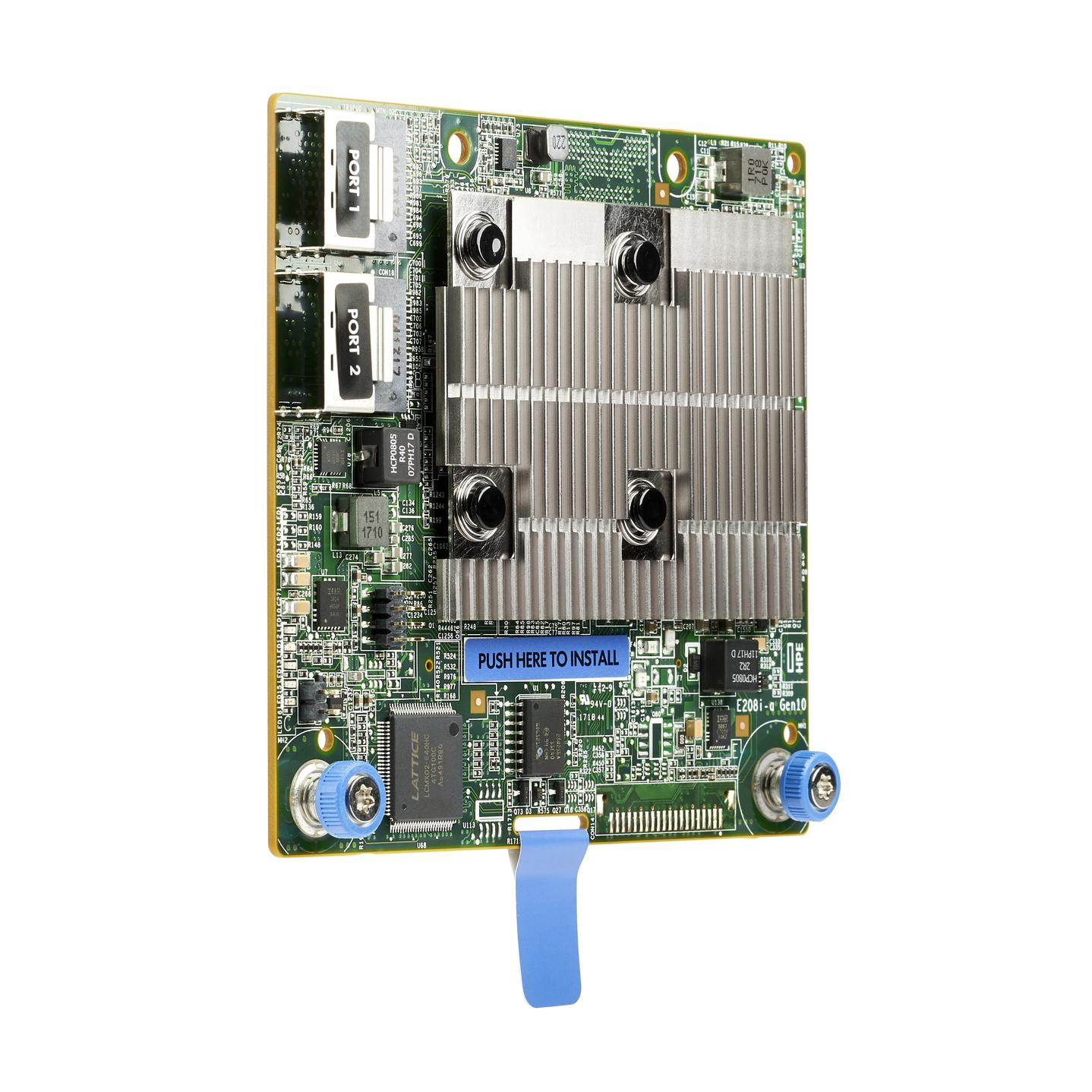 Hewlett-Packard-Enterprise Hpe Smart Array E208I-A Sr G10 Lh 869079-B21