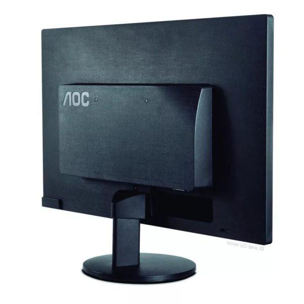 "Aoc Monitor 21.5"" Wide Full Hd 1920X1080 Panel Tn, 5Ms, 60Hz E2270SWHN"