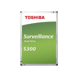 Toshiba S300 Surveillance Disco Duro 4 Tb Sata 6Gb/S HDWT140UZSVA