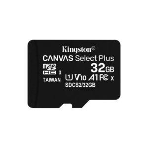 Kingston Memoria Micsdxc 32Gb Canvas Select Plus 100R A1 C10 SDCS2/32GB