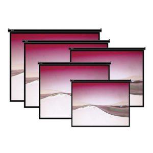 Klip Xtreme Pantalla De Proyección 86 Pulgada (218 Cm KPS-302