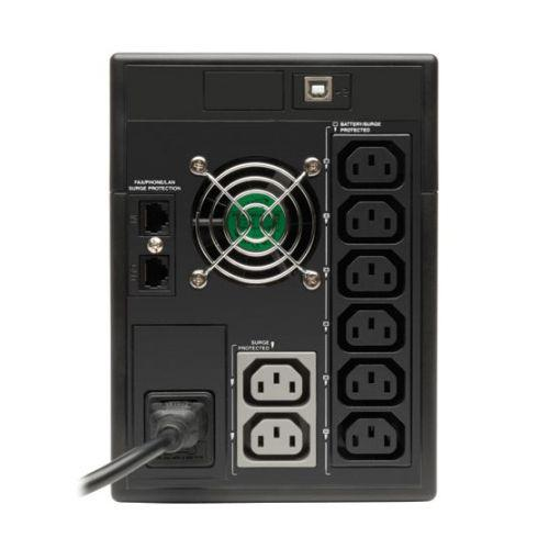 Tripplite Ups Tripp Lite Smart Pro Interactivo De 230V 900 W SMX1500LCDT
